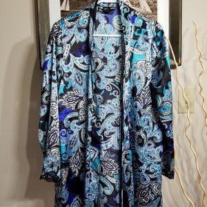 Apt.9 Kimono Duster Sz S